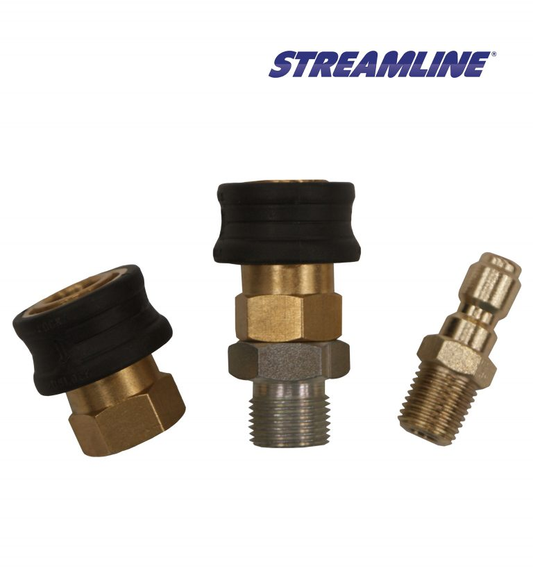 Quick Release Couplings Kit