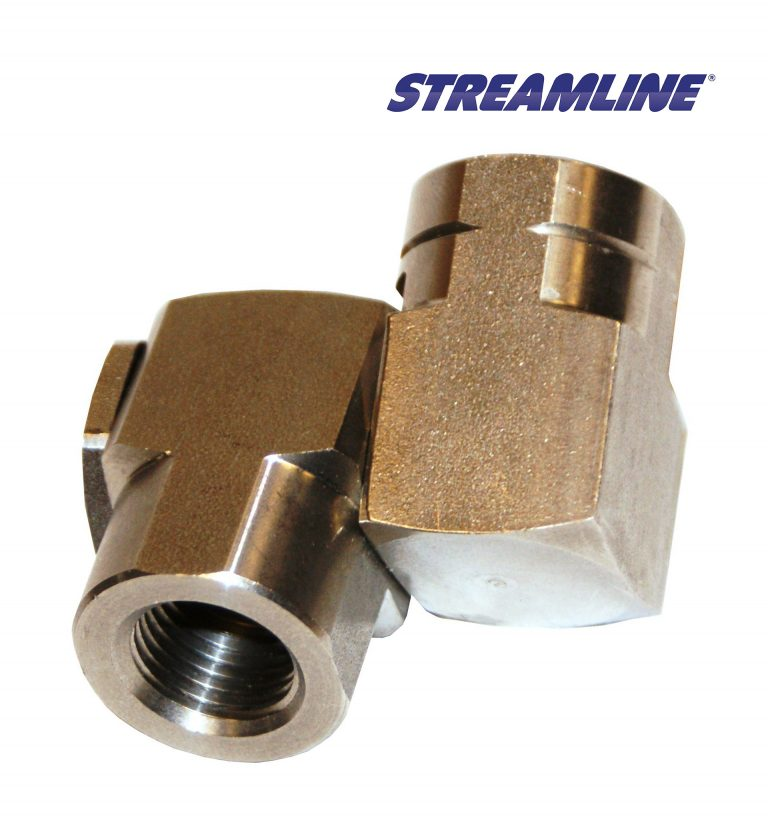 High Pressure Single Swivel