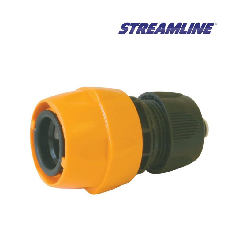 12mm Nylon Stop Connector