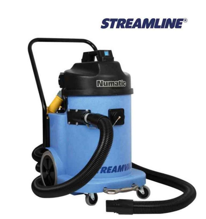 30ltr Streamvac Commercial Gutter Cleaning System 9