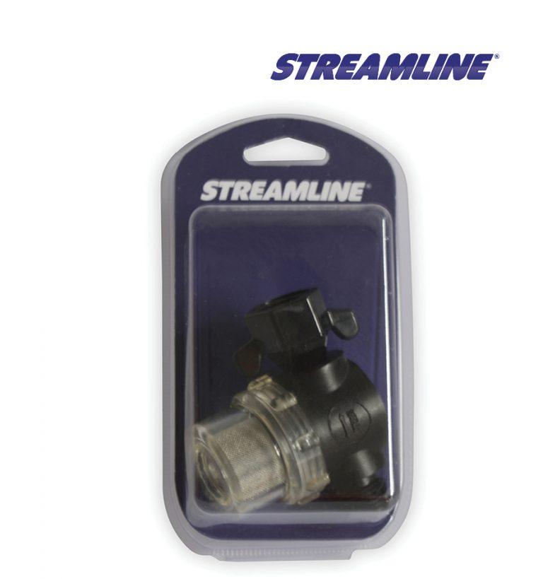 Merchandised Inline Filter 1/2inch F - 1/2 inch M