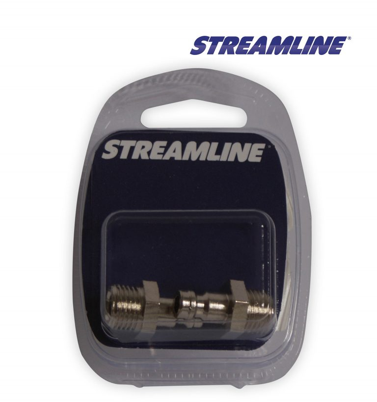 Merchandised Male Adaptor 1/4inch M