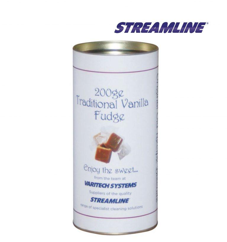 Streamline® Traditional Vanilla Fudge 200g tube