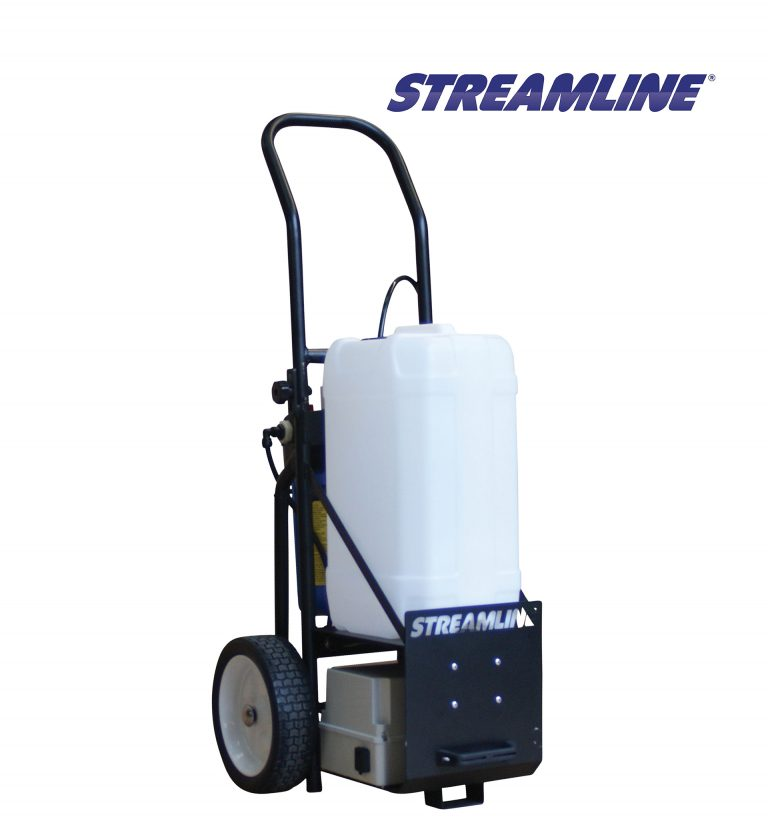 STREAMFLO-25™ Portable Trolley System - 25ltr