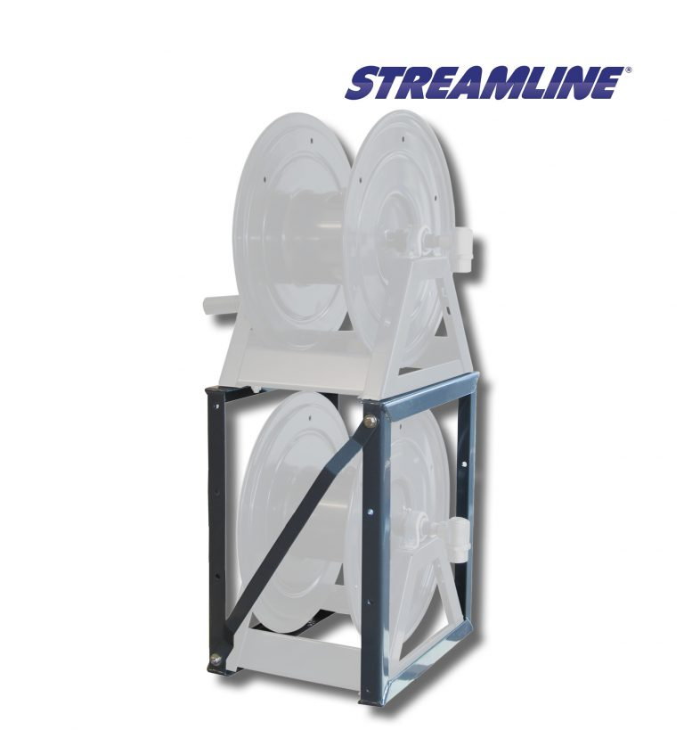 High Pressure Hose Reel Stacking Kit