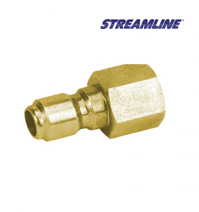 High Pressure 1/4inch Male Quick Disconnect coupling, with 1/4inch Female Thread