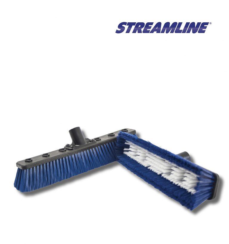 Streamline® Flat Medium Double Trim Brush - 14inch (360mm)