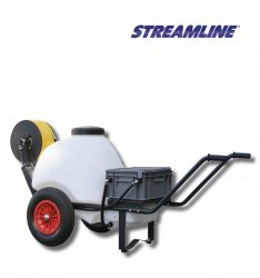 STREAMFLO-120™ Portable Barrow System - 120ltr