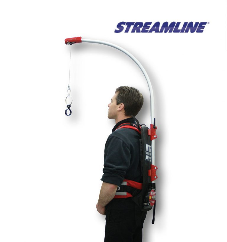 Streamline® GTM Pole Harness