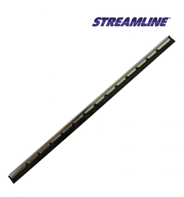 Stainless Steel Channel with soft rubber (30cm, 12inch) (Copy)