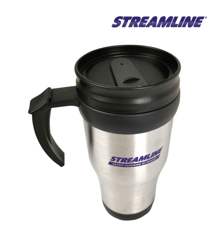Streamline® 14oz Stainless Steel Travel Mug