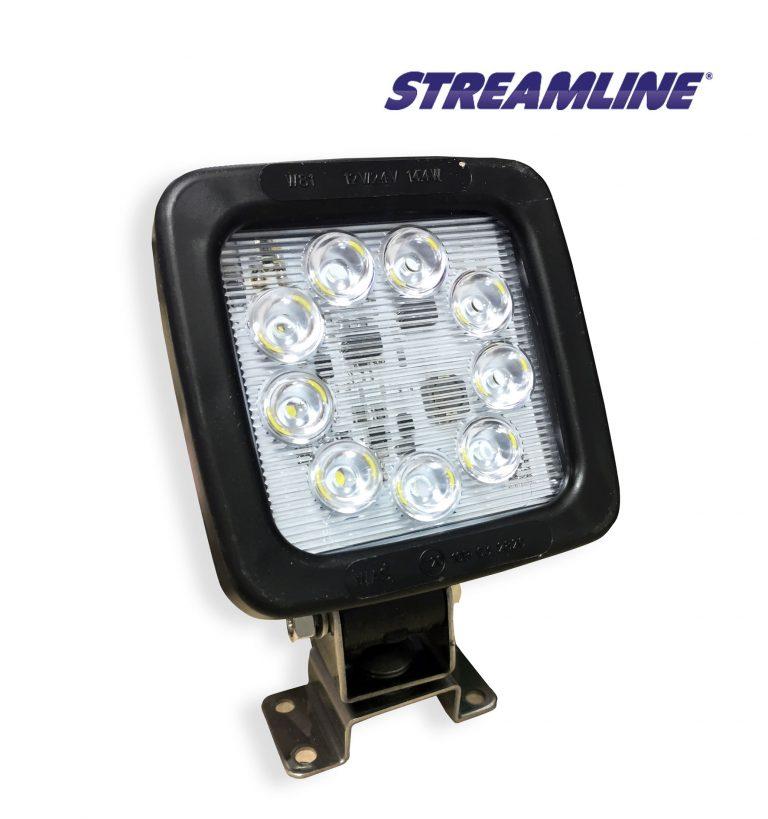 LED 12v light - cabled